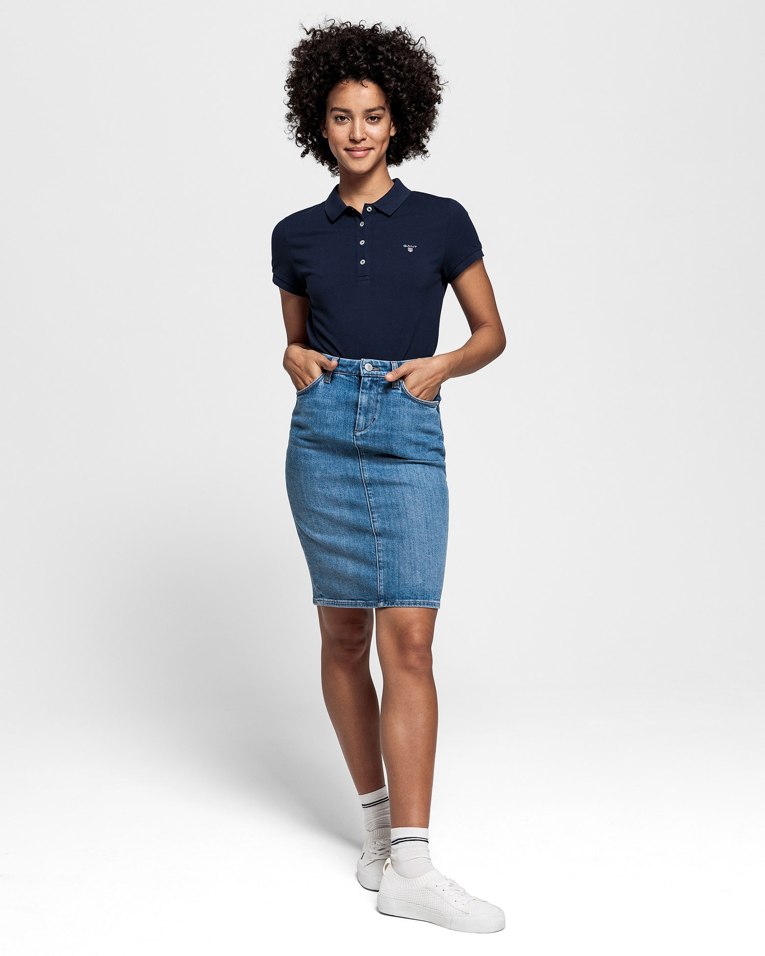 GANT Women's Original Pique Polo - 402201