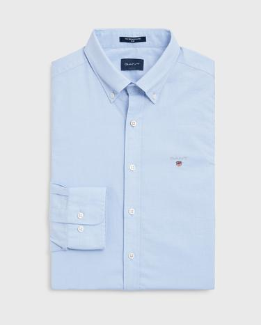 GANT męska koszula The Broadcloth z popeliny Slim Fit - 3046402