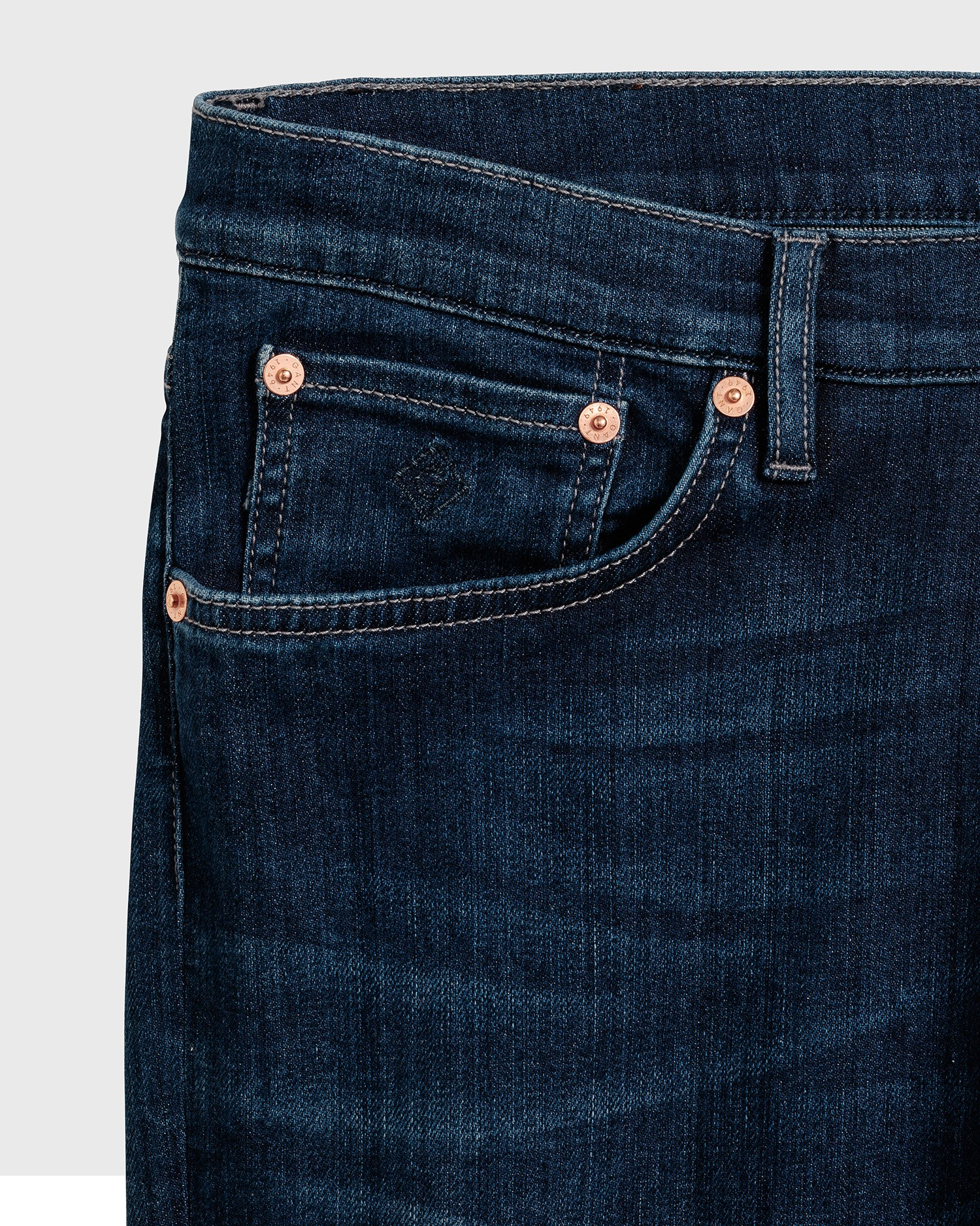 GANT Men's Slim Bistretch Jeans - 1000163