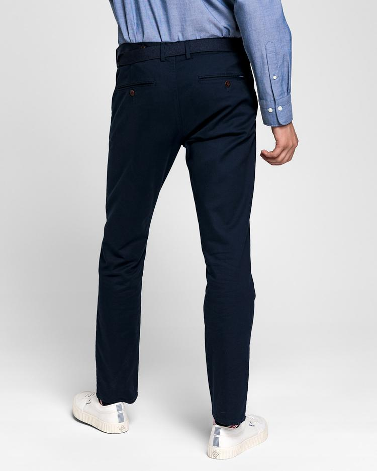 GANT Men's Slim Fit Tech Prep Chino - 1501356