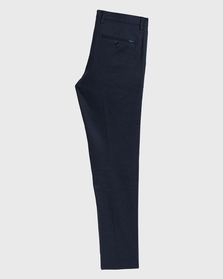 GANT Men's Stretch Linen Suit Pant - 1505026