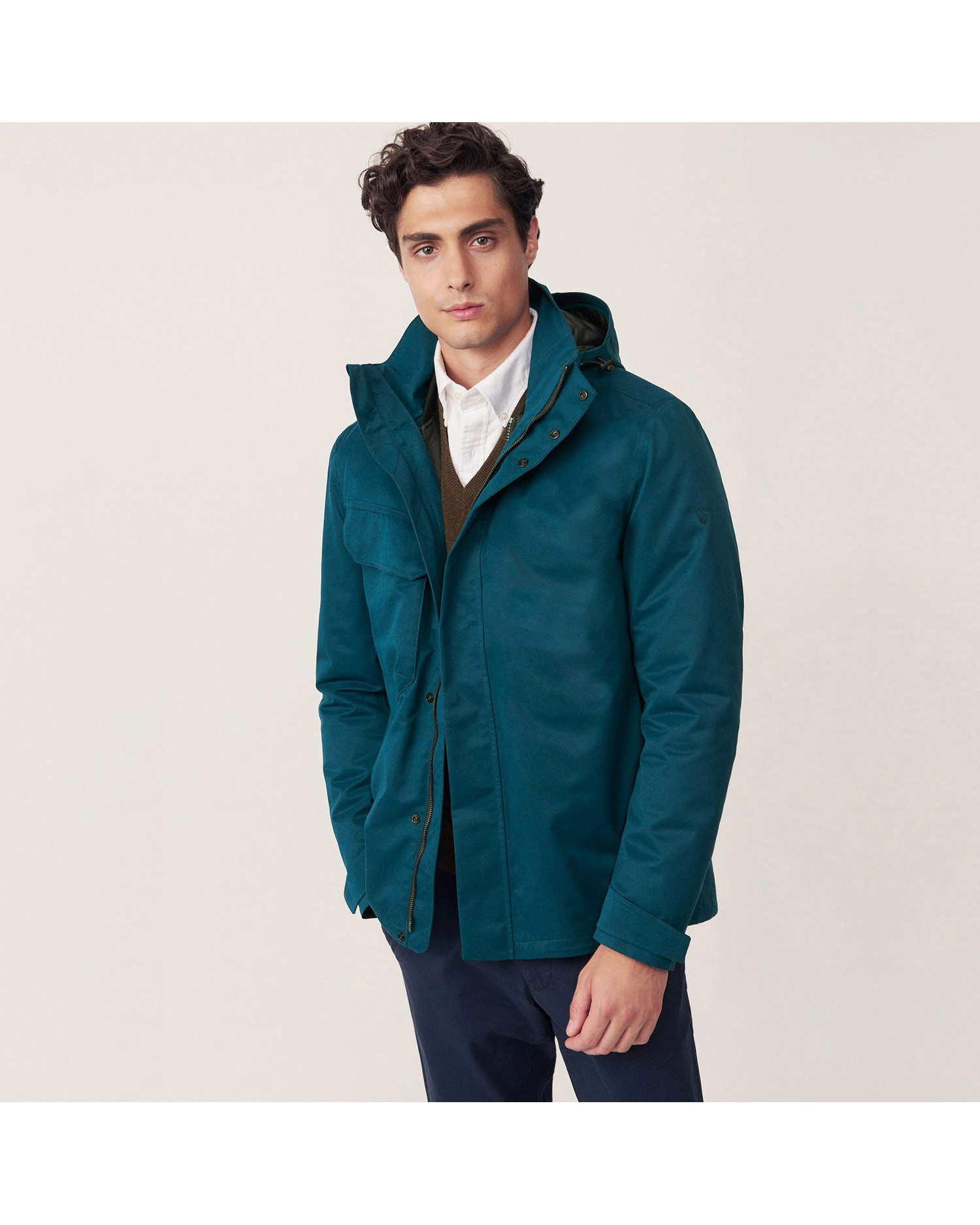 GANT Men's Tech Double Jacket - 7001546