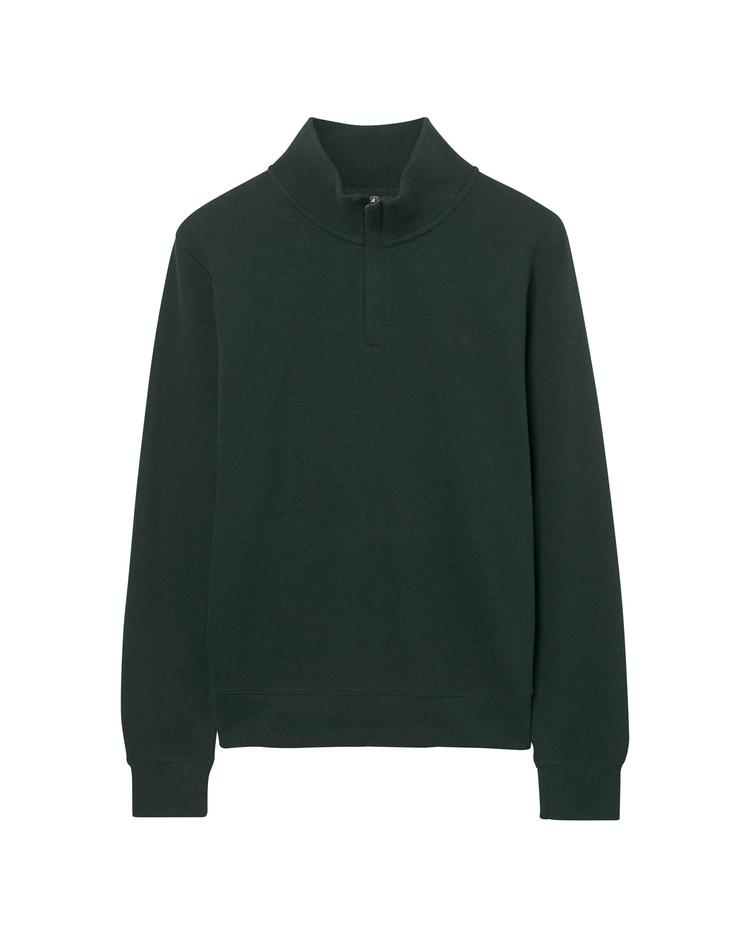GANT Men's Sacker Rib Half Zip Sweatshirt - 2028003