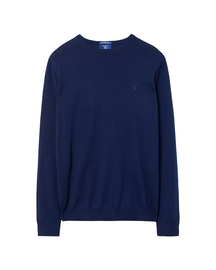 GANT Men's Fine Merino Sweater - 8040041