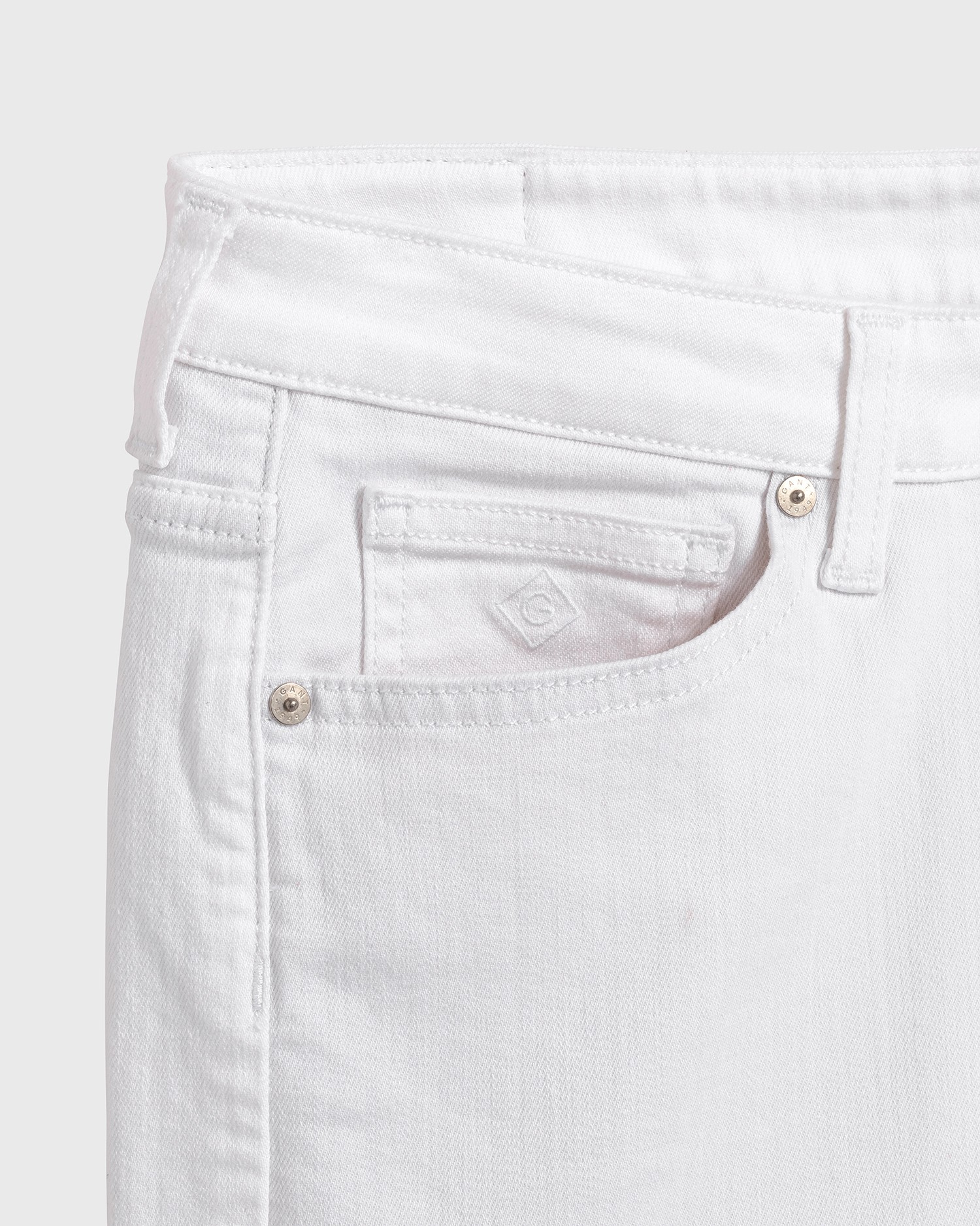 GANT Women's Denim Shorts - 4020008