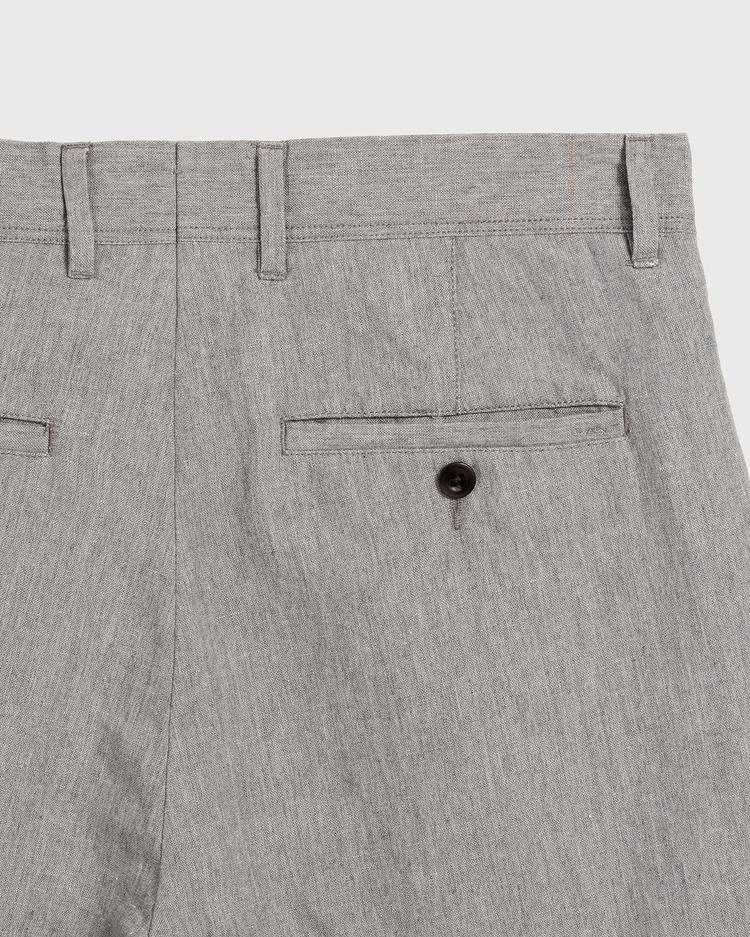 GANT Men's Cotton Linen Shorts - 20013