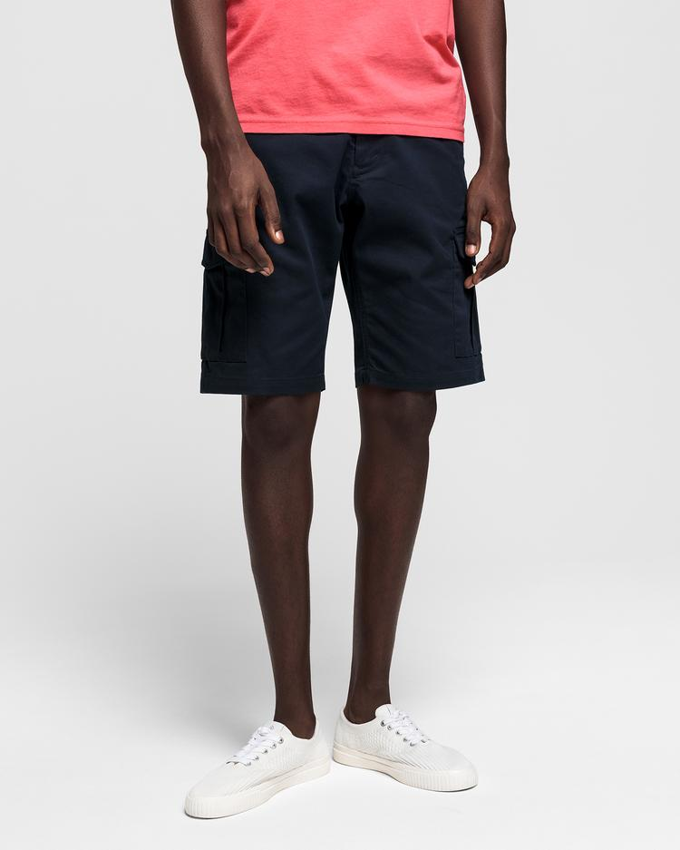 GANT męskie szorty Tech Prep™ Relaxed Fit - 205019