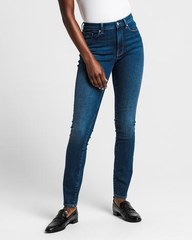 GANT Women's Skinny Super Stretch Jeans - 4100034