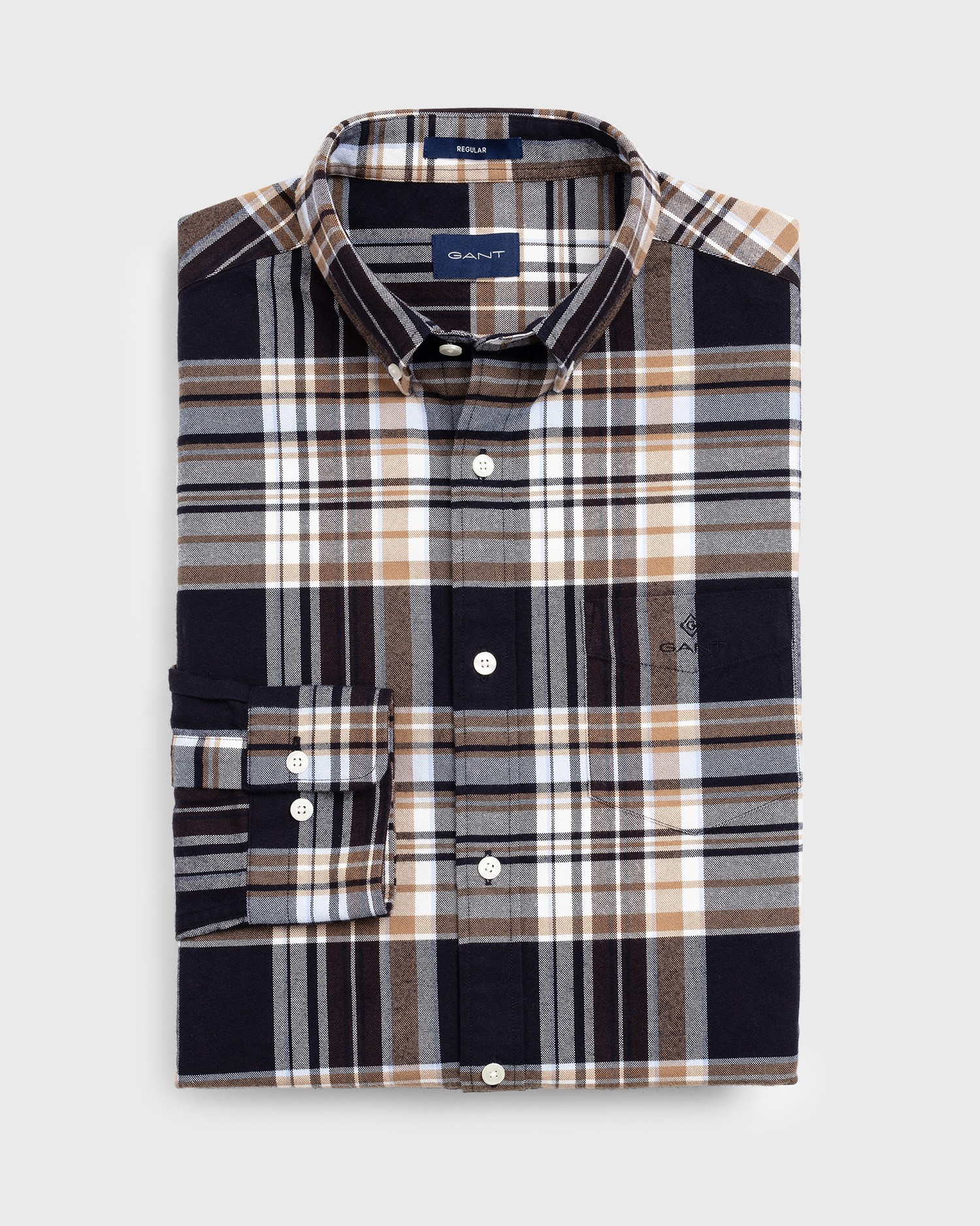 GANT Men's Oxford Regular Fit Shirt - 3005870