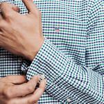 GANT Men's Oxford Gingham Regular Fit Shirt - 3056500