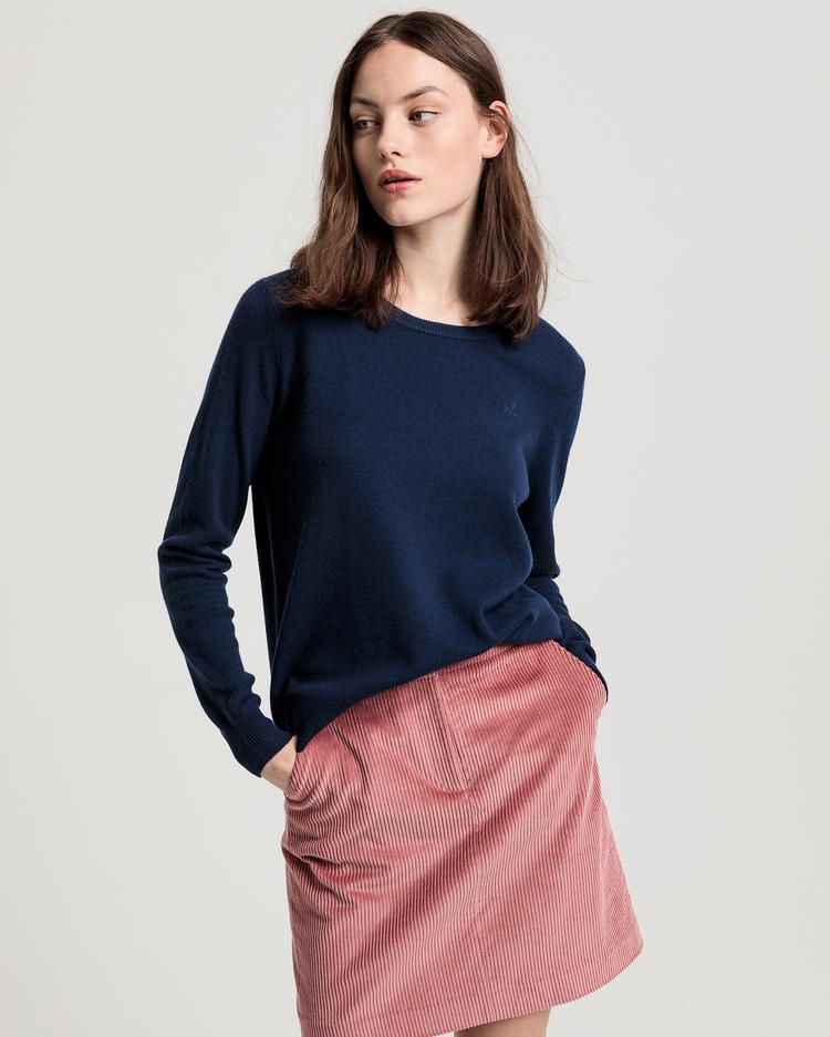 GANT Women's Superfine Lambswool Sweater - 4805501