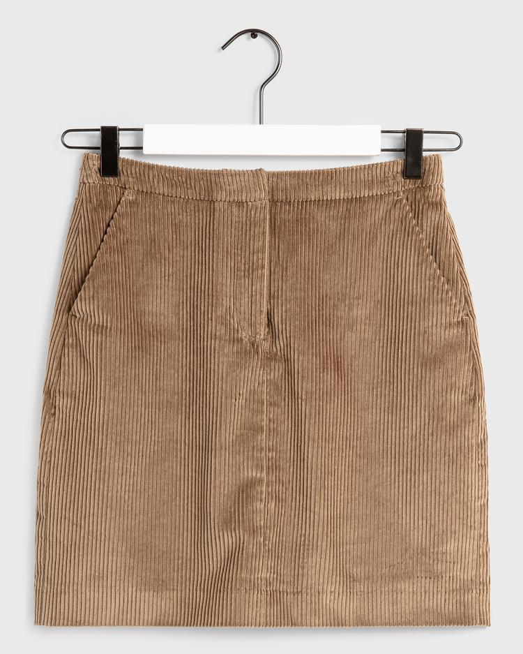 GANT Women's Wide Wale Cord Skirt - 4401034