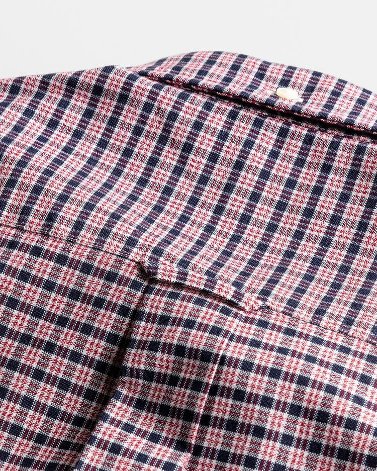 GANT Men's Micro Check Regular Fit Shirt - 3058300