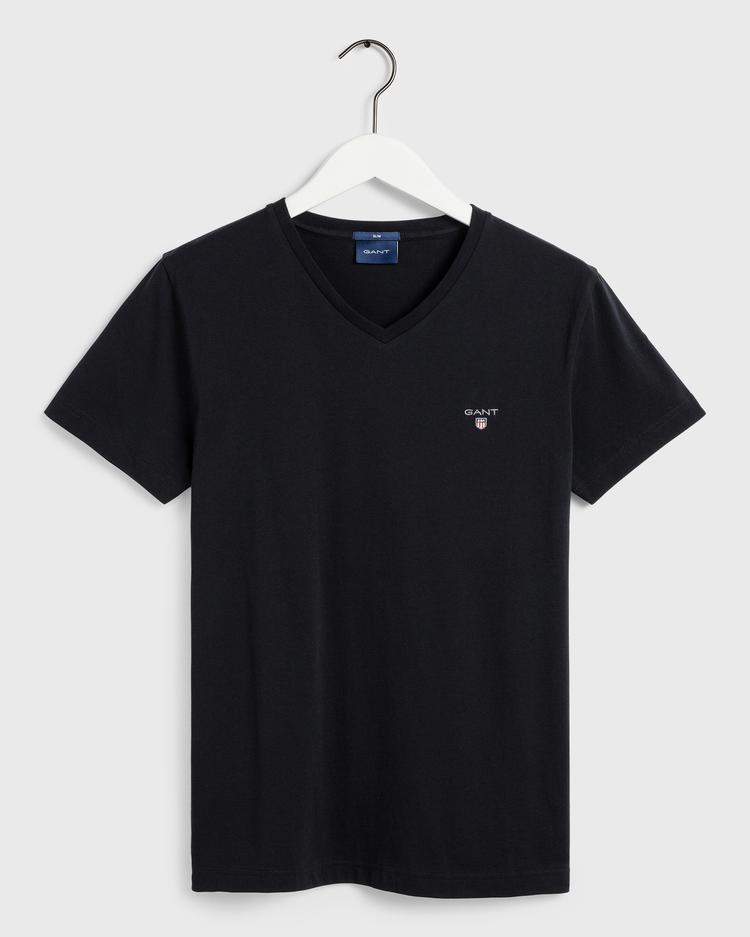 GANT męski T-shirt Slim Fit - 234104
