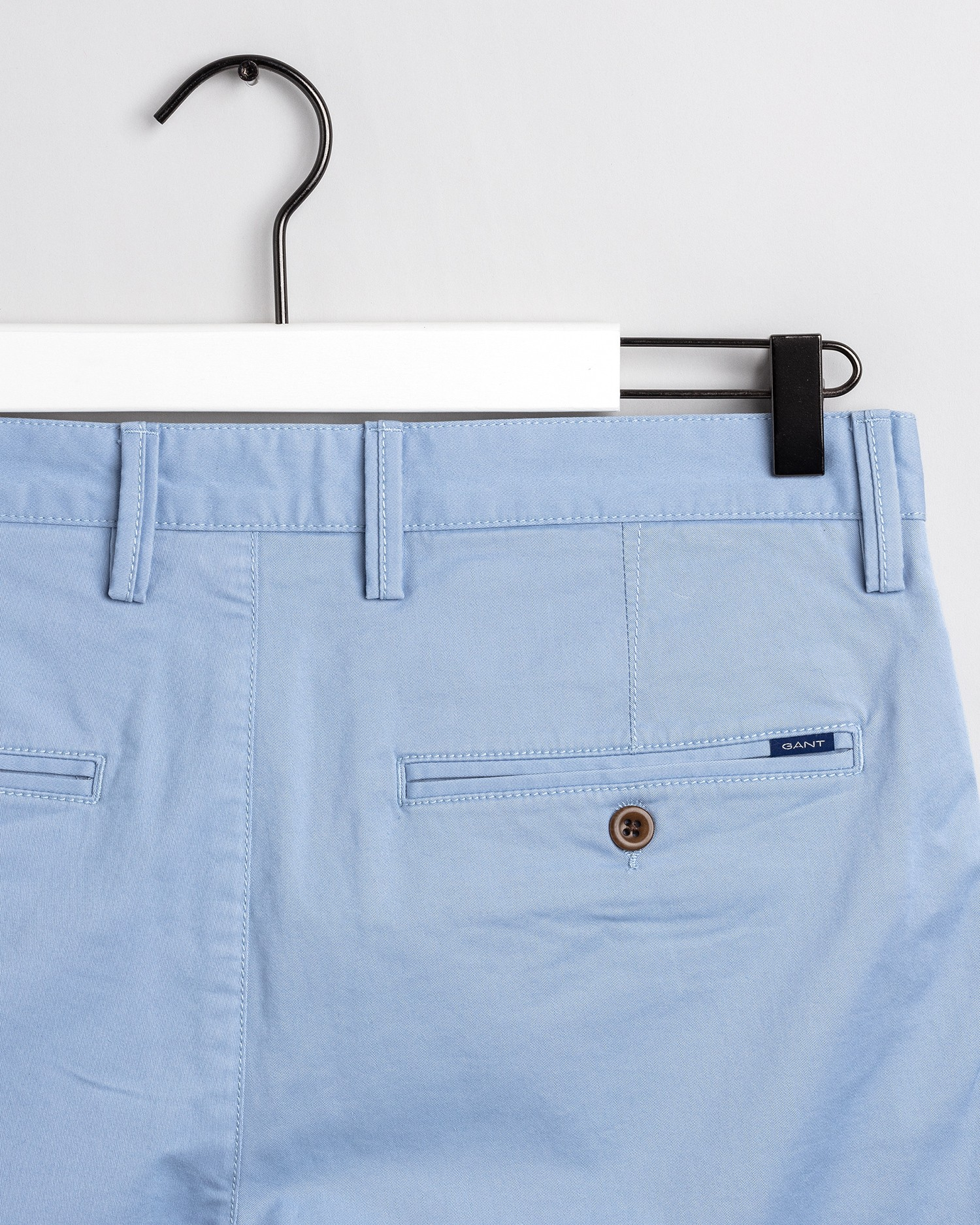 GANT Men's Blue Bermuda Shorts - 20007