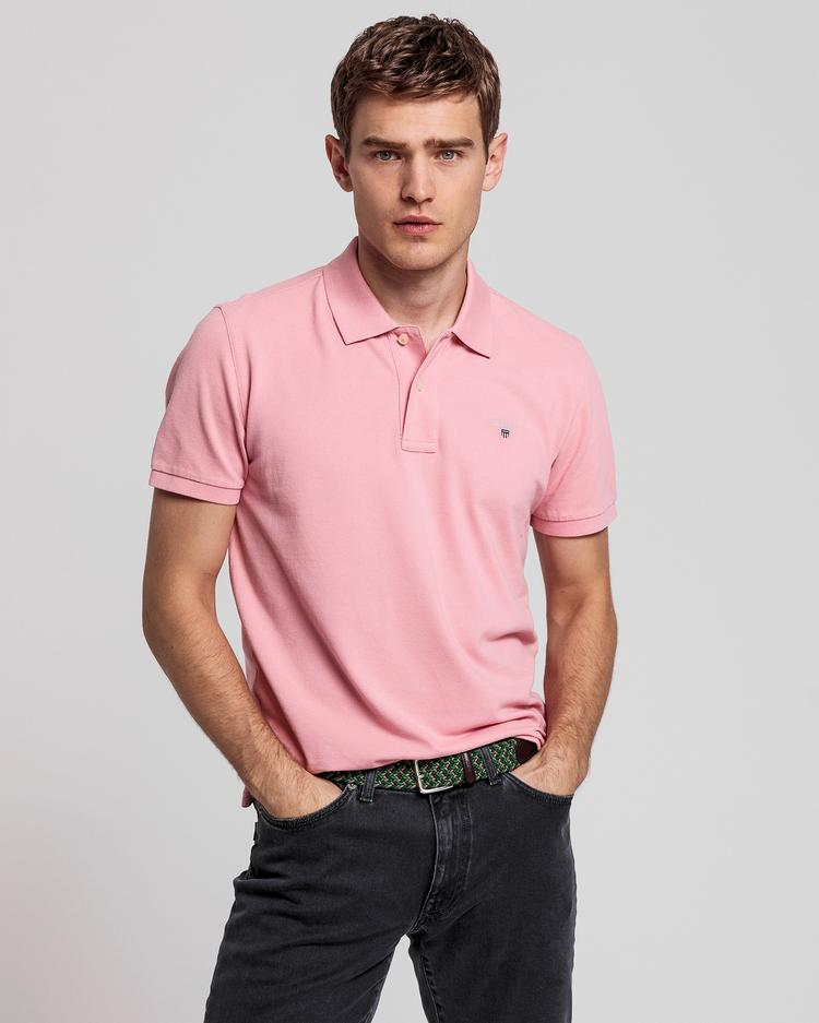 GANT Men's The Original Pique Short Sleeve Polo - 2201