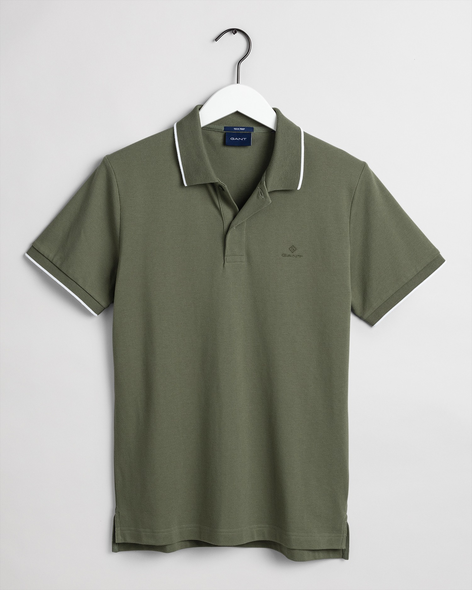 GANT Tech Prep Men's Pique Polo - 2012041