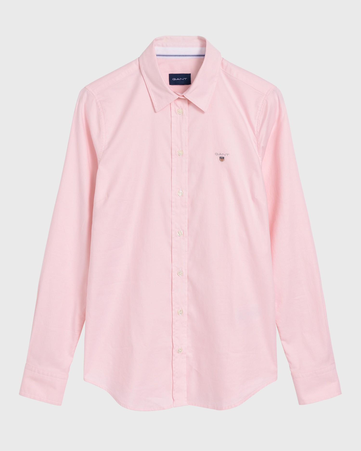 GANT Women's Stretch Oxford Solid Shirt - 432681