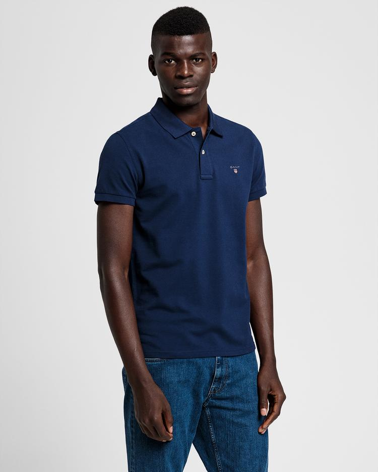 GANT Men's Original Slim Pique Rugger - 2202