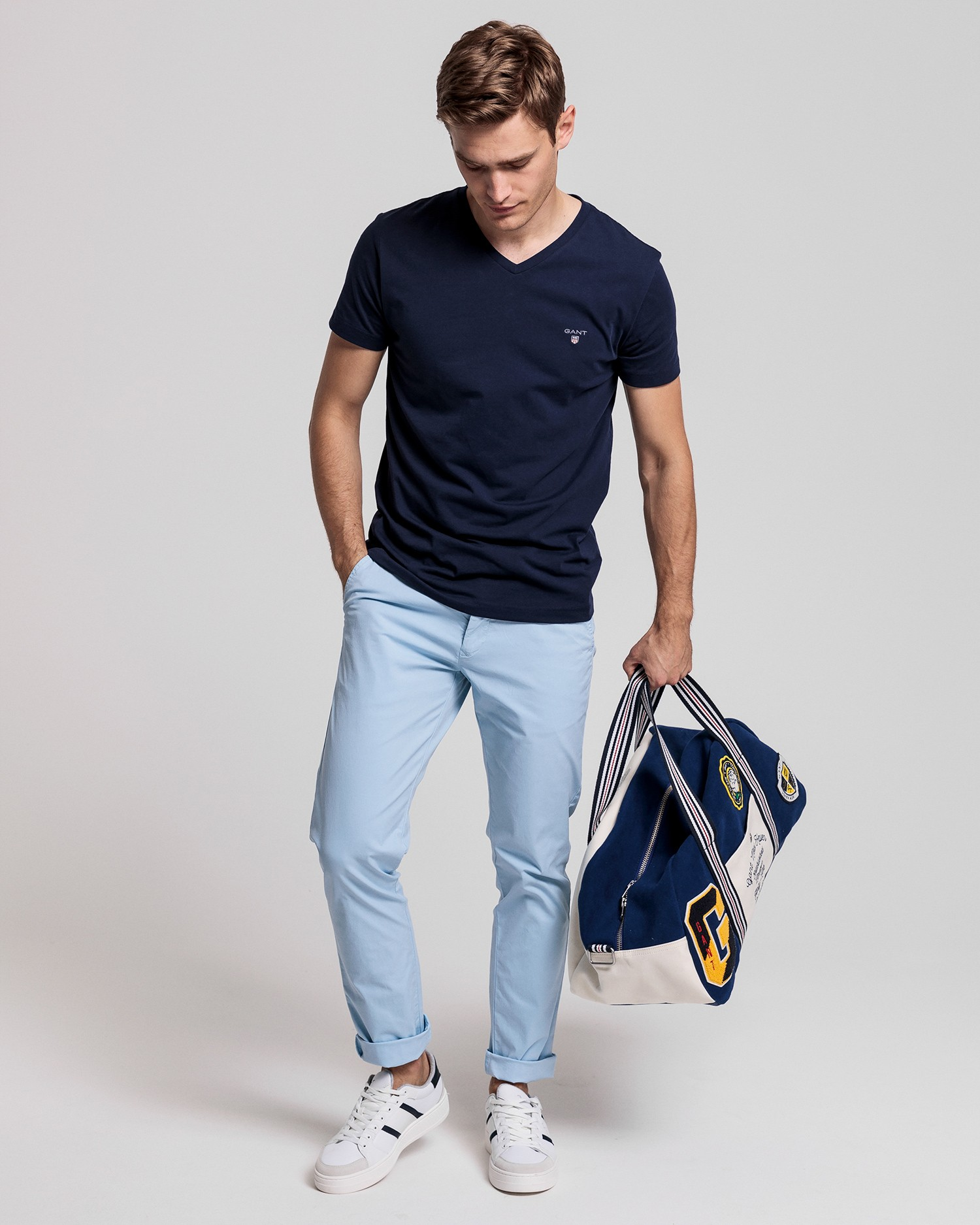 GANT Men's Slim Fit T-Shirt - 234104