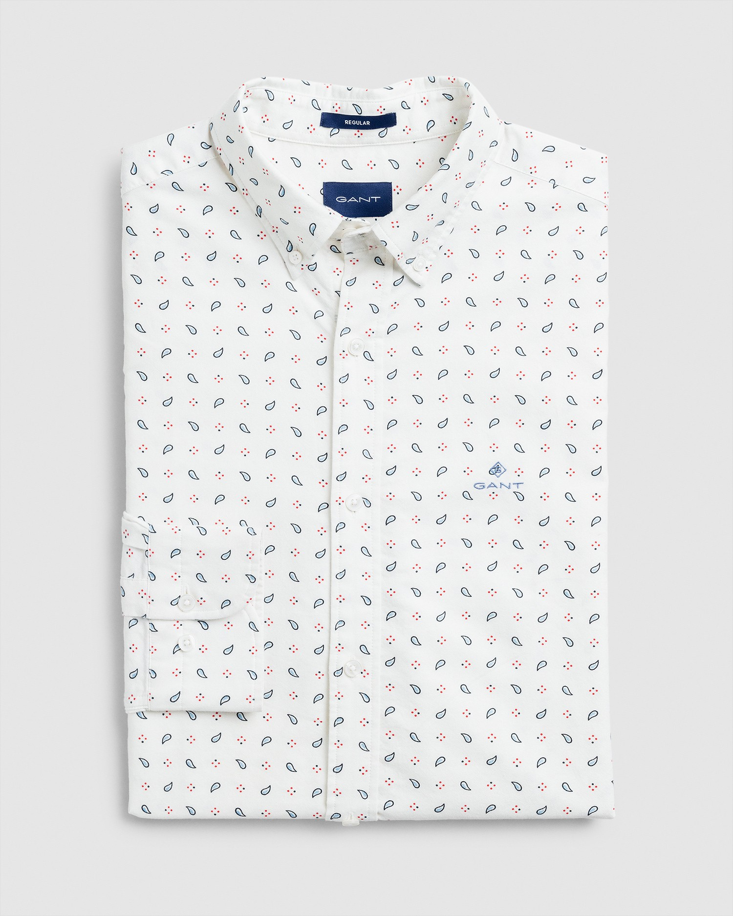 GANT Men's Regular Fit Shirt - 3023530
