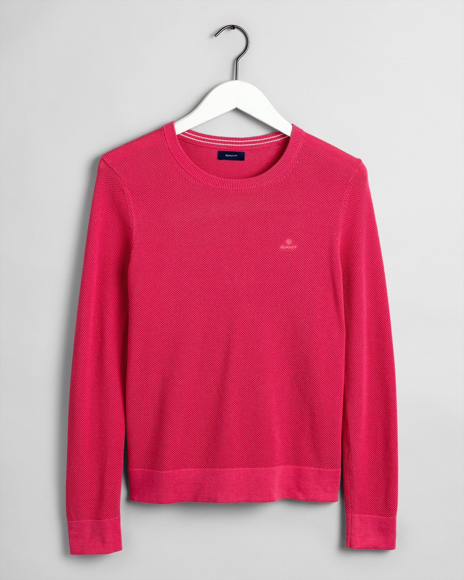 GANT Women's Cotton Pique Sweater - 4800504