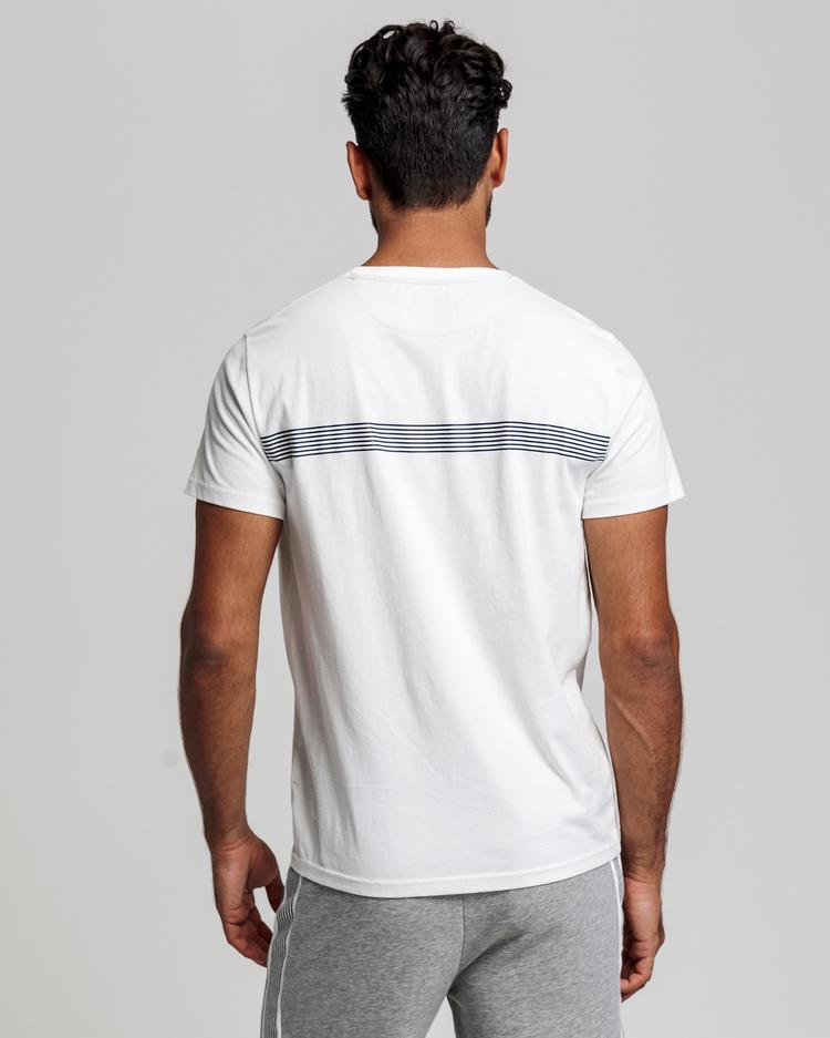 GANT T-shirt Męski Regular Fit - 2053008