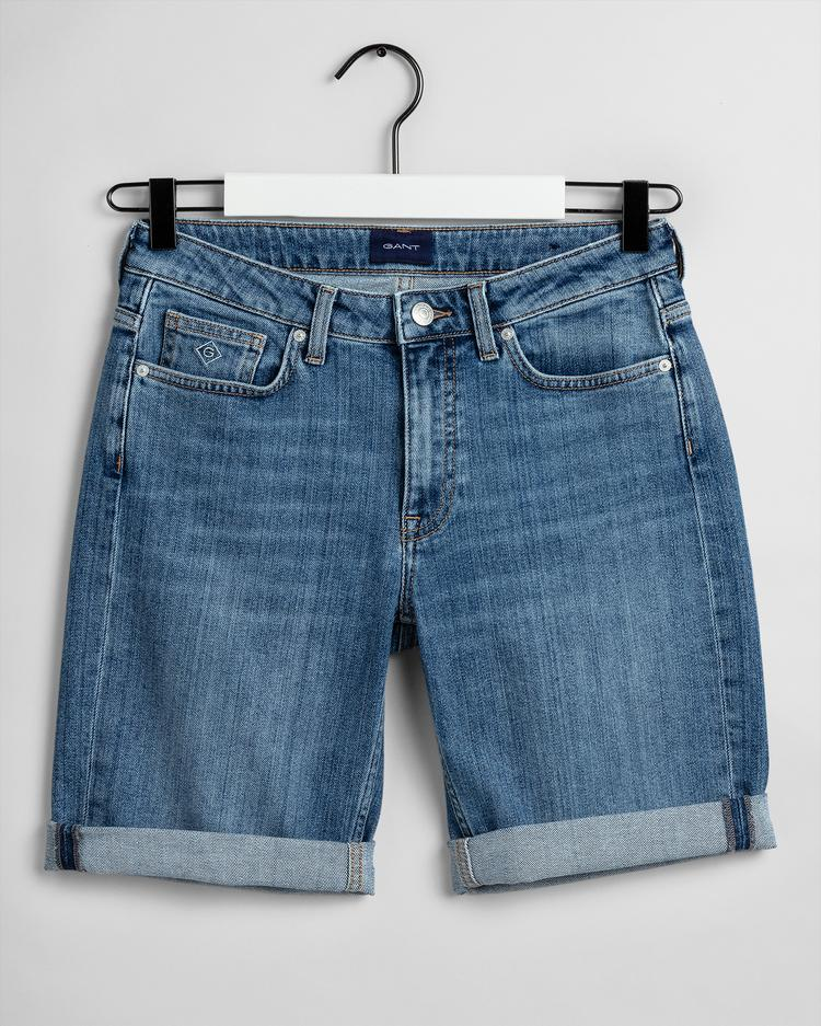 GANT Women's Denim Shorts - 4020009
