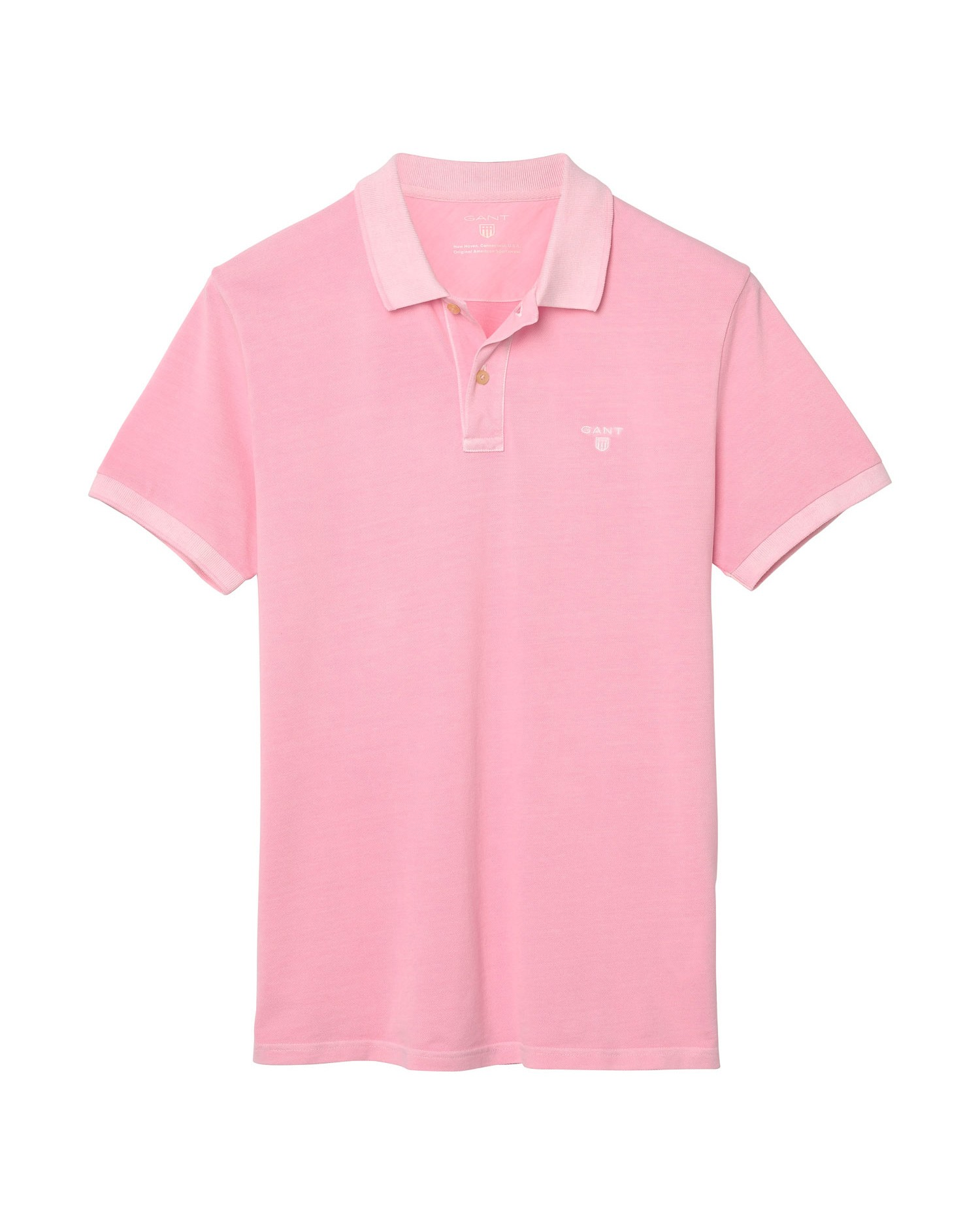 GANT Men's Vintage Regular Pique Polo - 262100