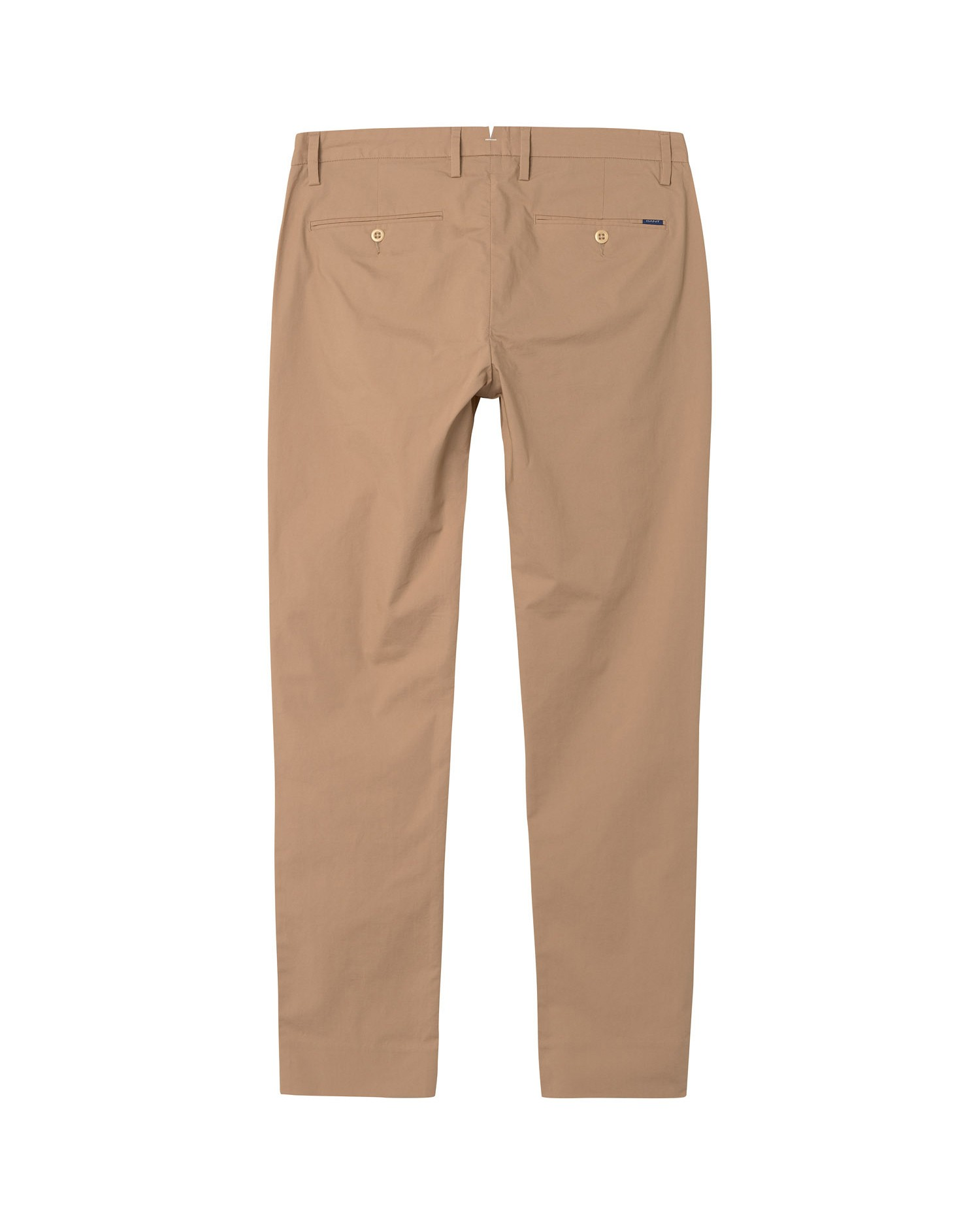 GANT Men's Slim Pima Poplin Chino - 1501256