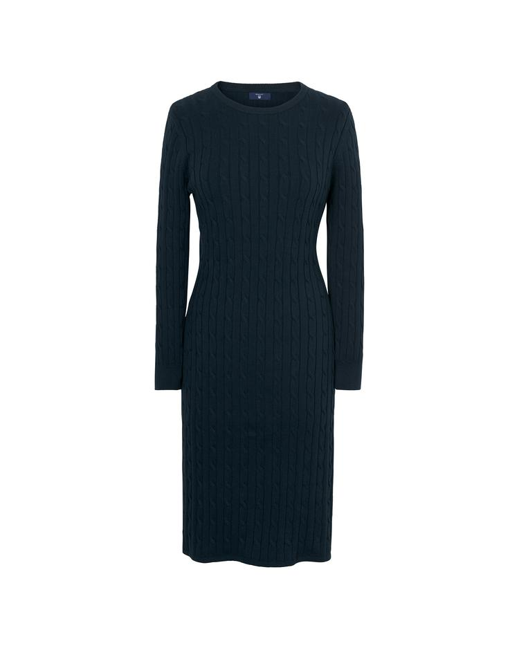 GANT Women's Stretch Cotton Cable Dress - 450942
