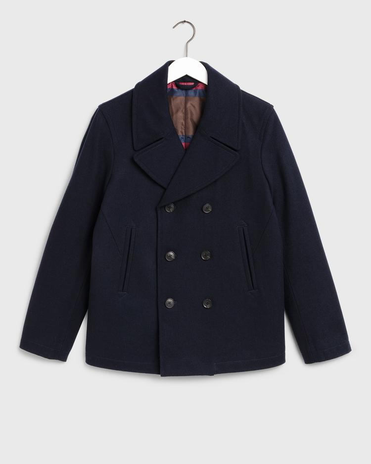GANT Men's The Classic Pea Coat - 7006023