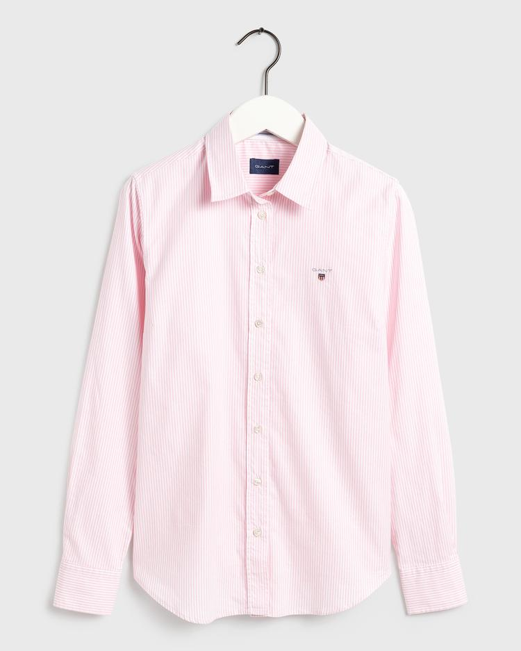 GANT Women's Stretch Oxford Banker Shirt - 4320000