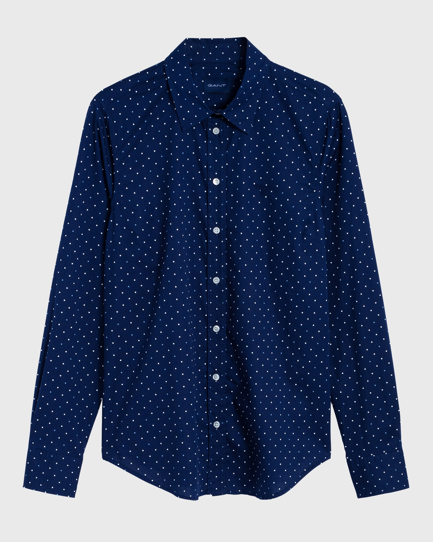 GANT Women's Printed Dot Shirt - 4320078