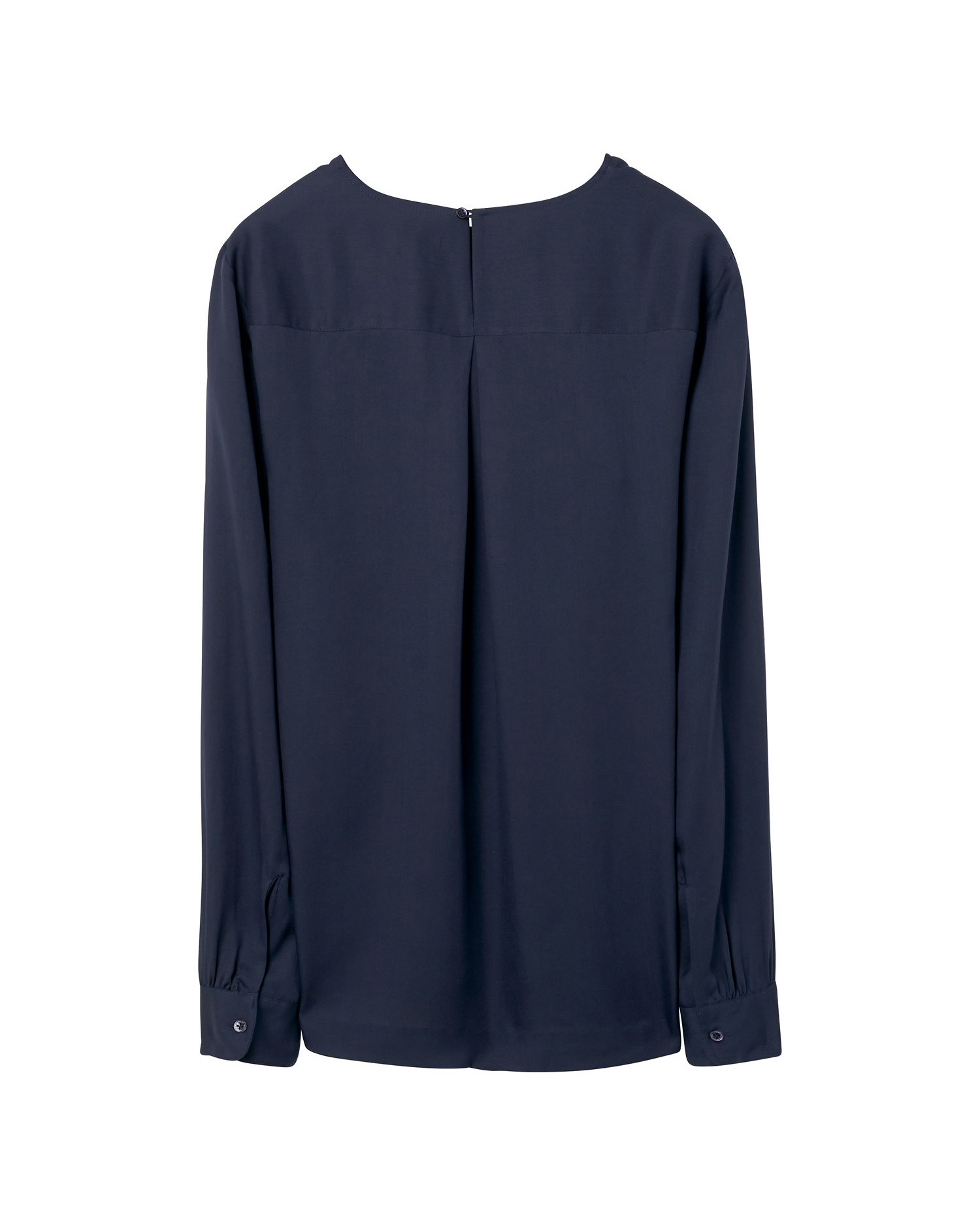 GANT Women's Featherweight Solid Blouse Shirts - 4301049
