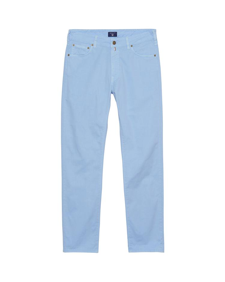 GANT Men's Regular Fit Straight Microtwill Jeans - 1001909