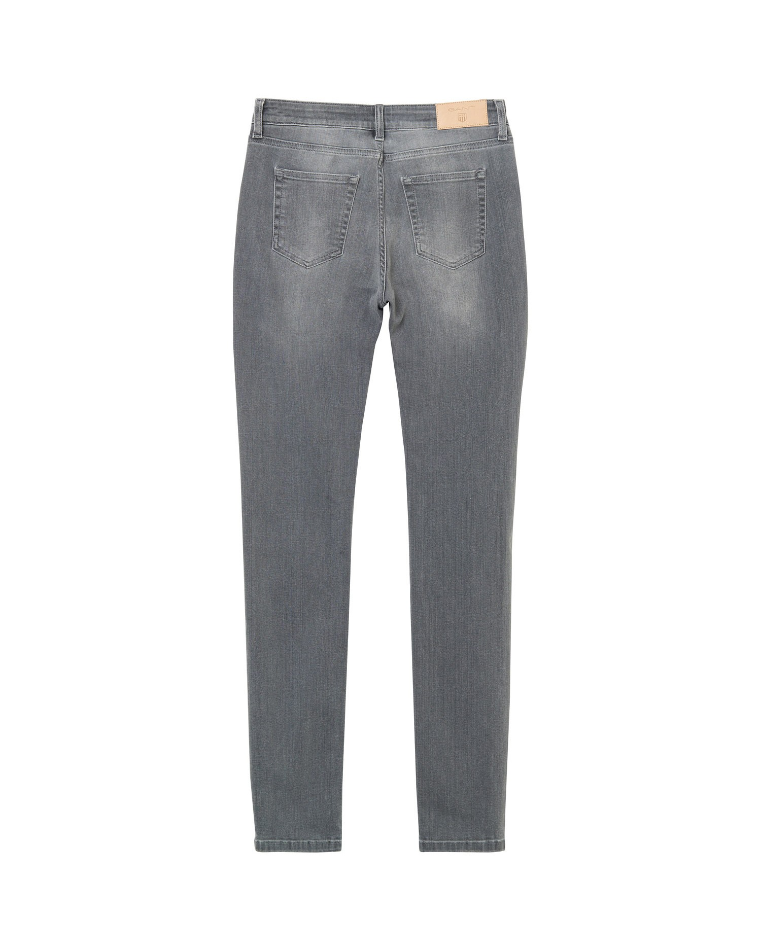 GANT Women's Slim Grey Jeans - 410272