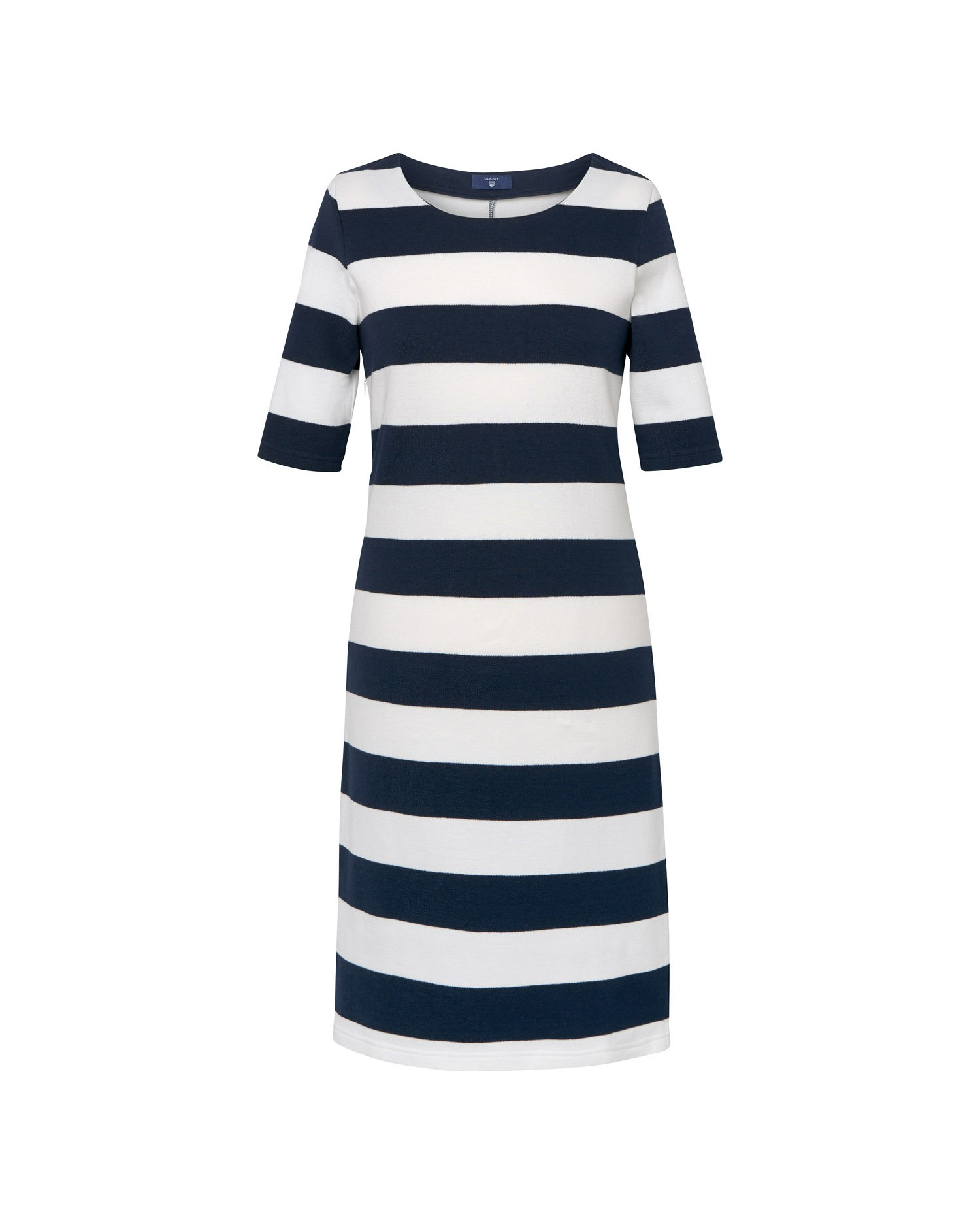 GANT Women's Barstripe Piqué Dress - 4202301