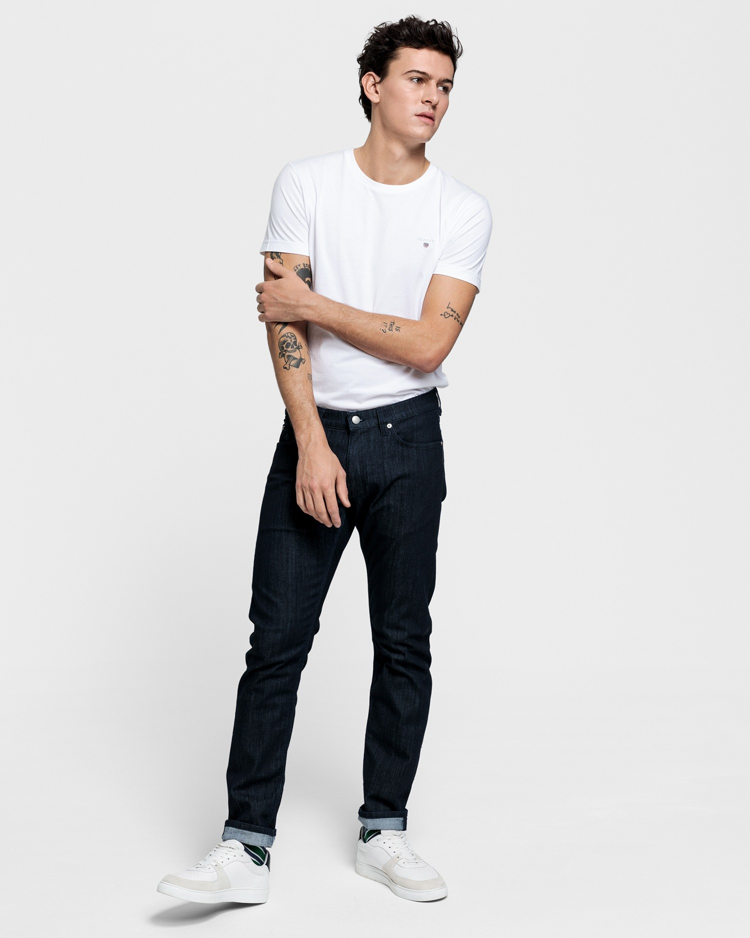 GANT Men's The Original Slim Fit T-Shirt - 234102