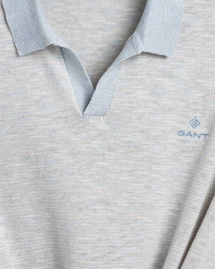 GANT Men's Light Blue Sweater - 8000116