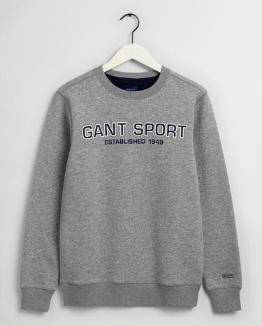 GANT Men's Sport C Neck Sweatshirt - 2046069
