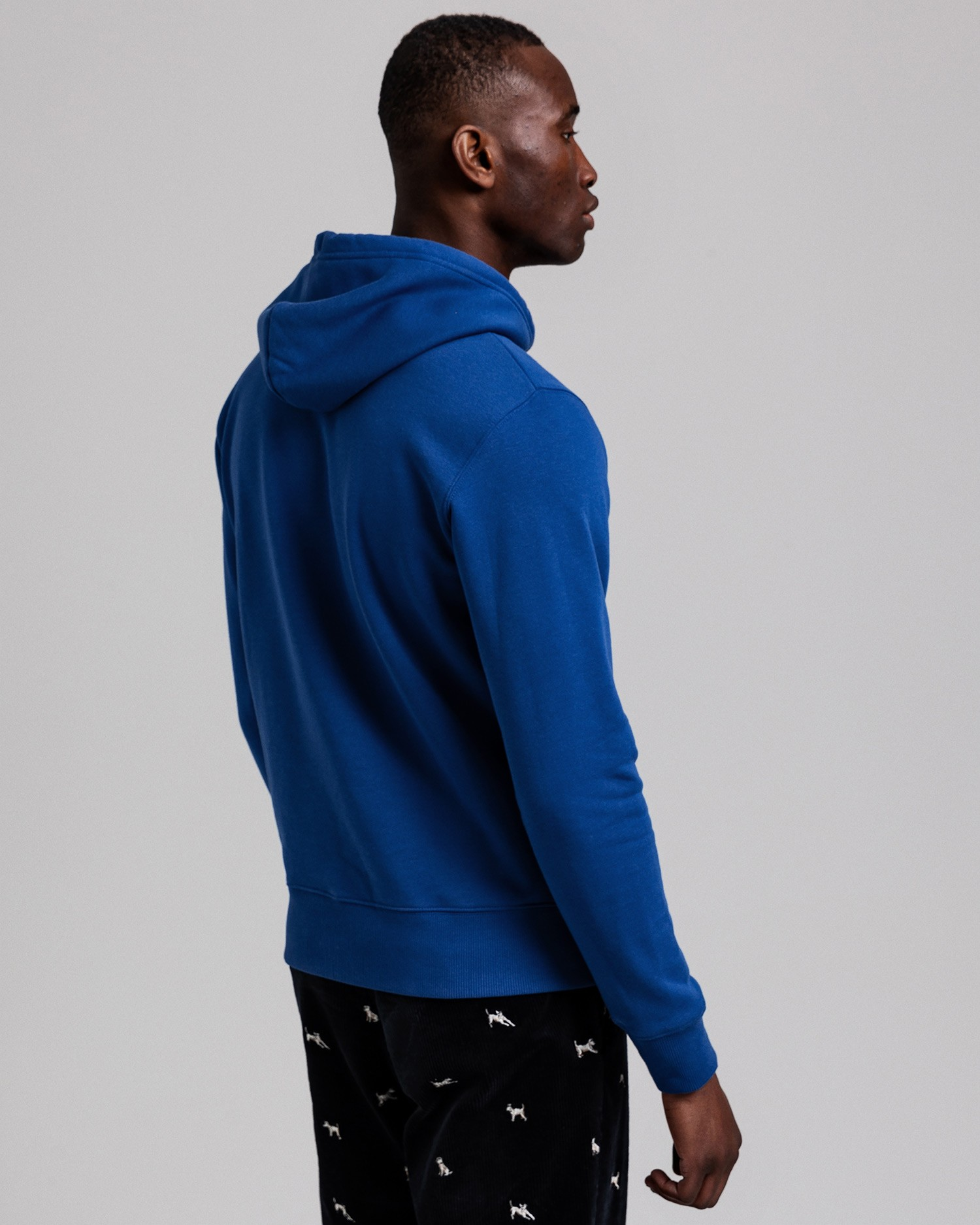 GANT Men's Medium Shield Hoodie - 2057003