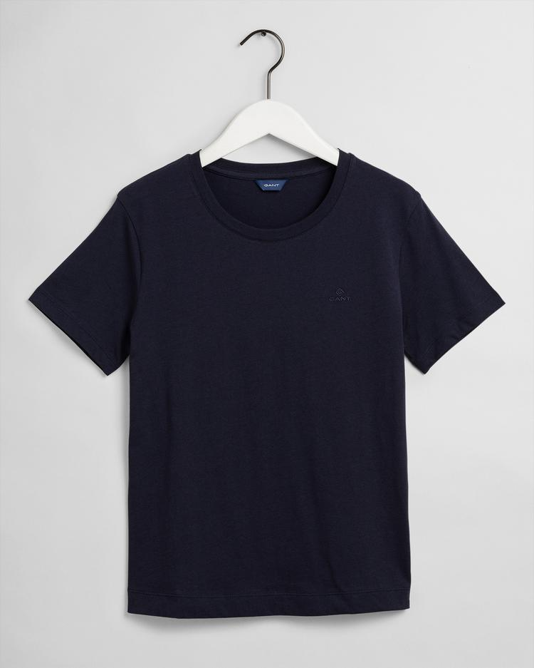GANT Women's The Original Short Sleeve T-Shirt - 4200433