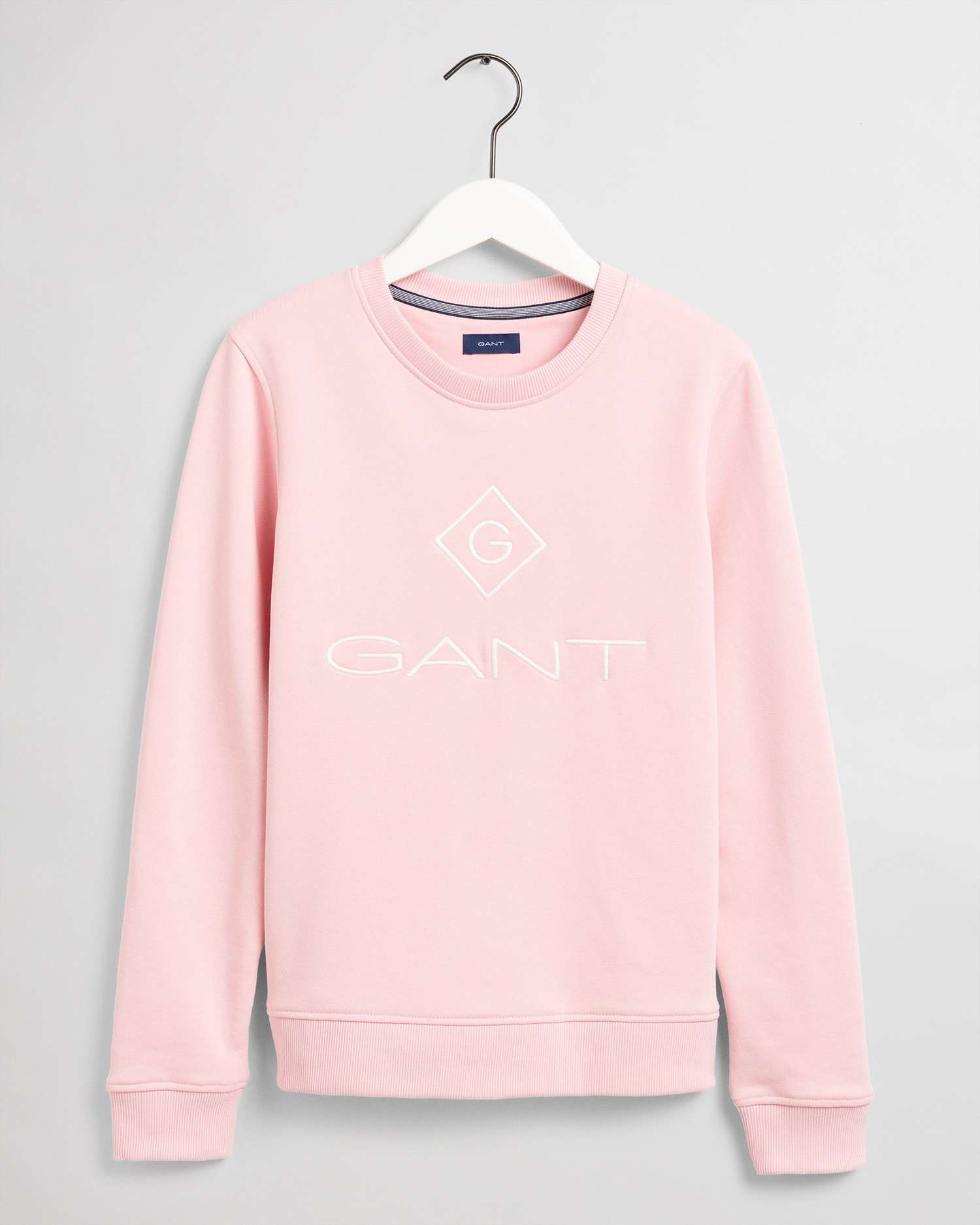 GANT Women's Lock Up C Neck Sweatshirt - 4204680