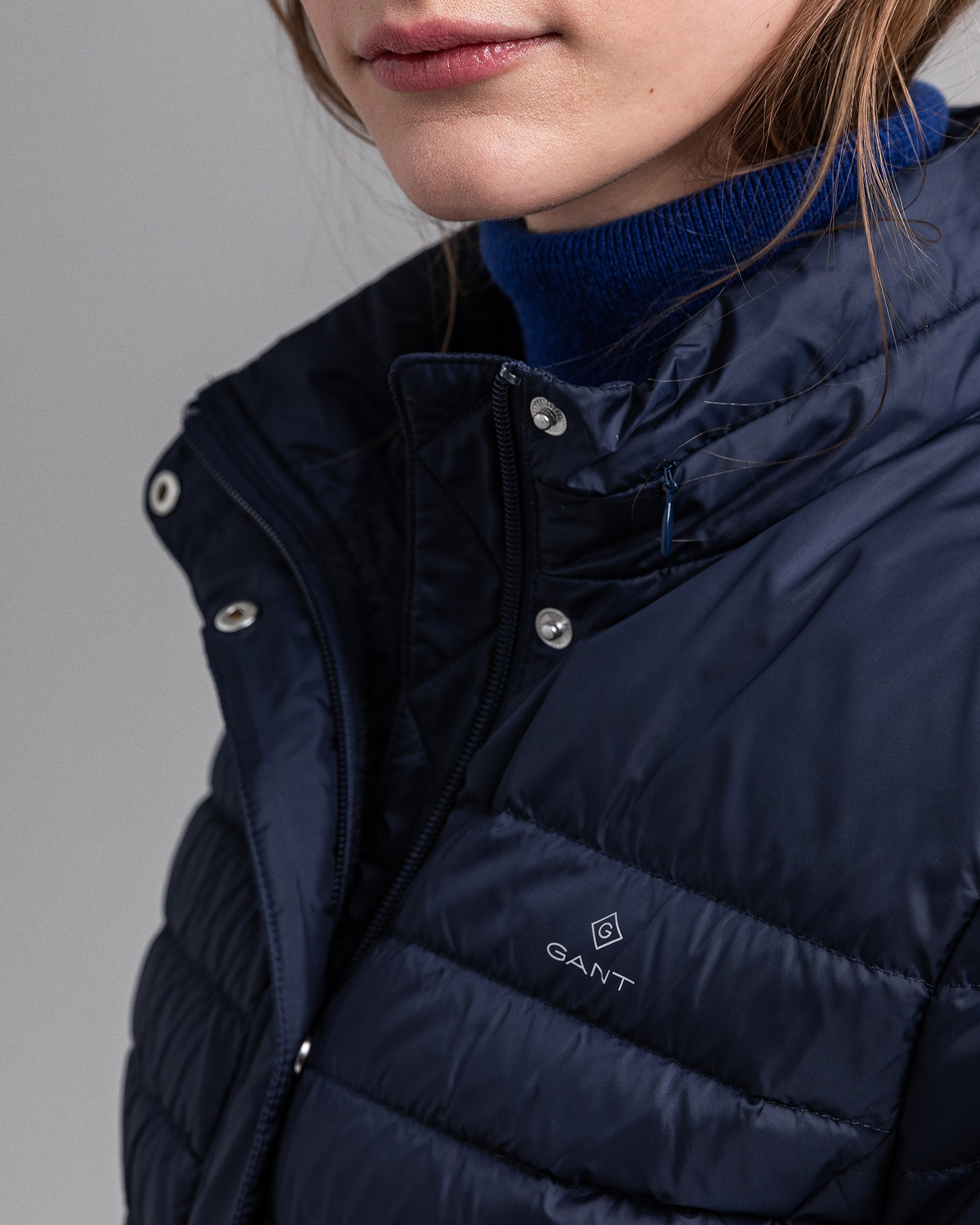 GANT Women's Light Down Jacket - 4700132
