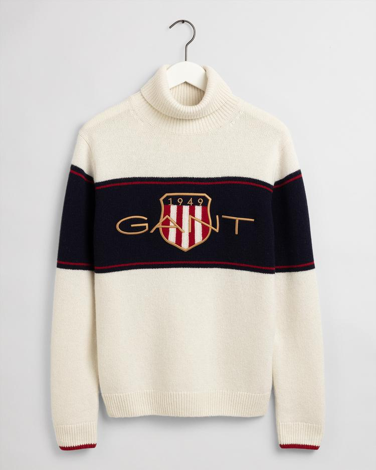 GANT Golf Męski Archive Shield - 8000128