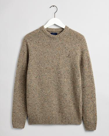 GANT Men's Neps Crew Sweater - 8040059