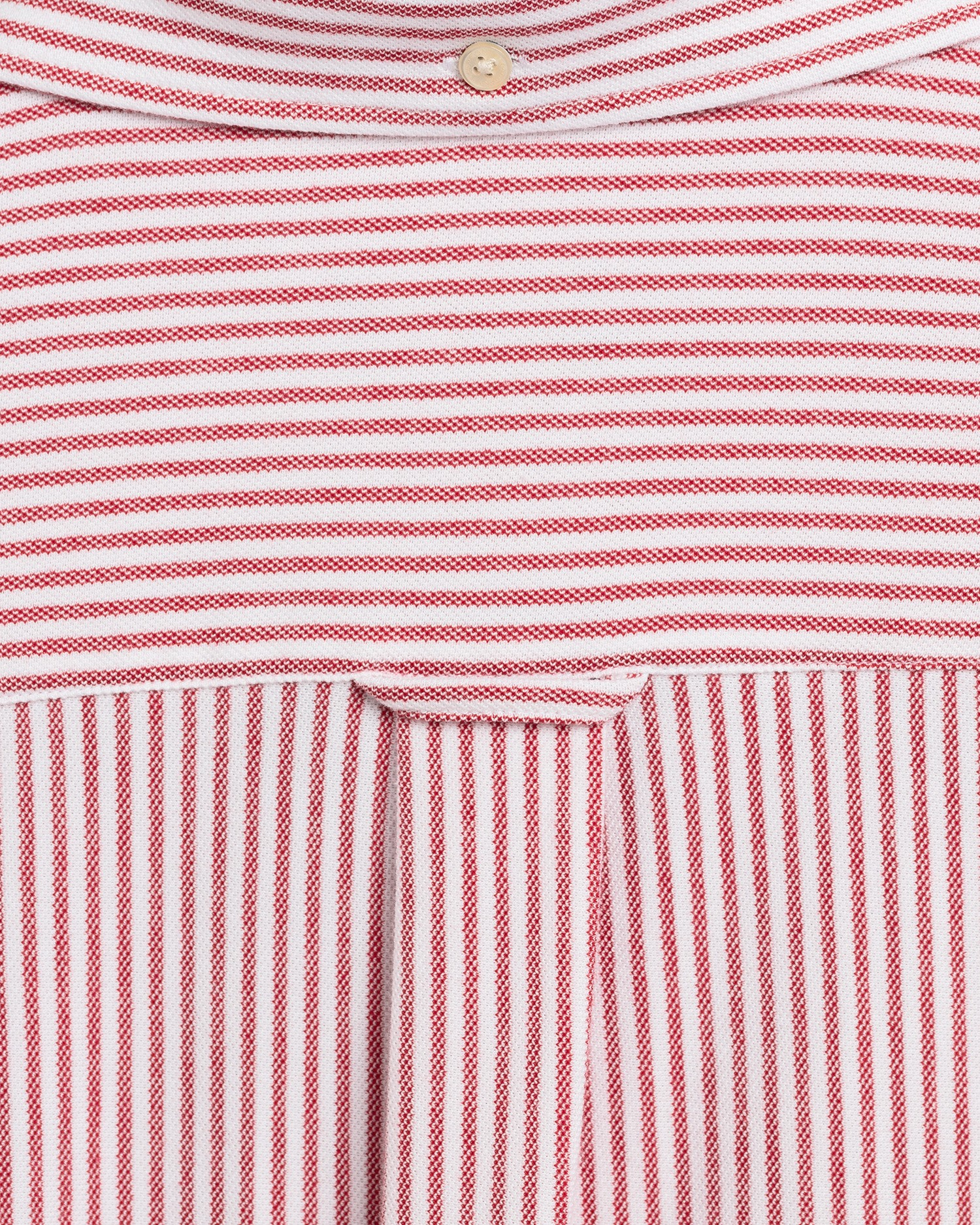 GANT Men's Tp Pique Stripe Regular Fit Broadcloth Shirts - 3003460