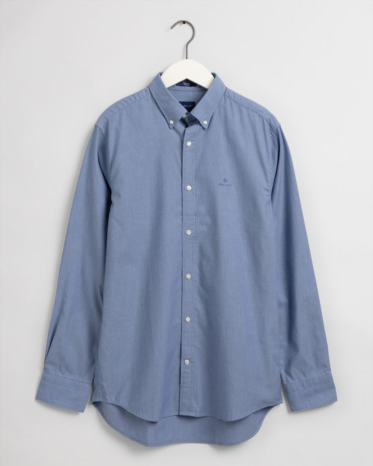 GANT Koszula Męska Tp Royal Oxford Regular Fit - 3030030