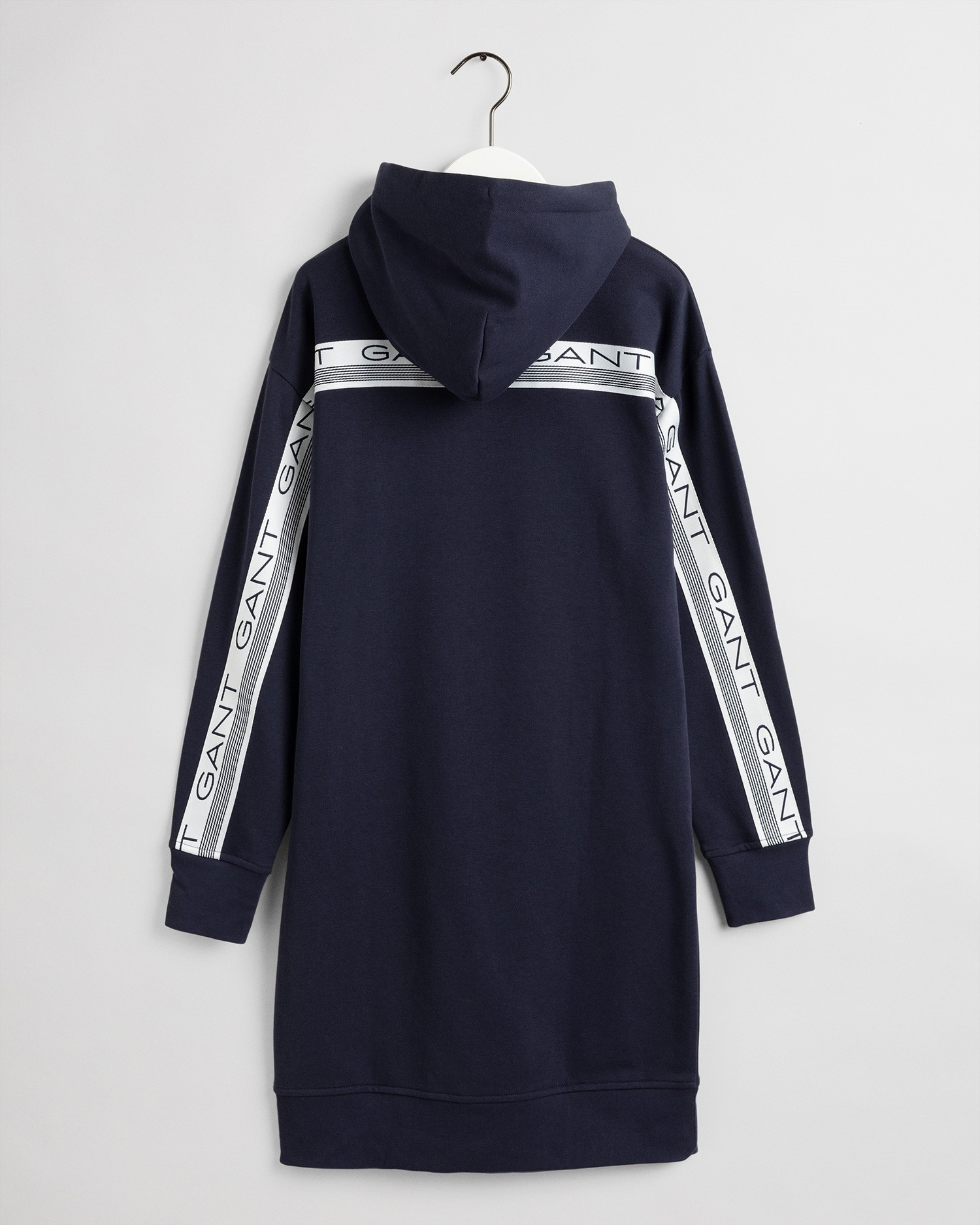 GANT Women's 13 Stripes Hoodie Dress - 4200458